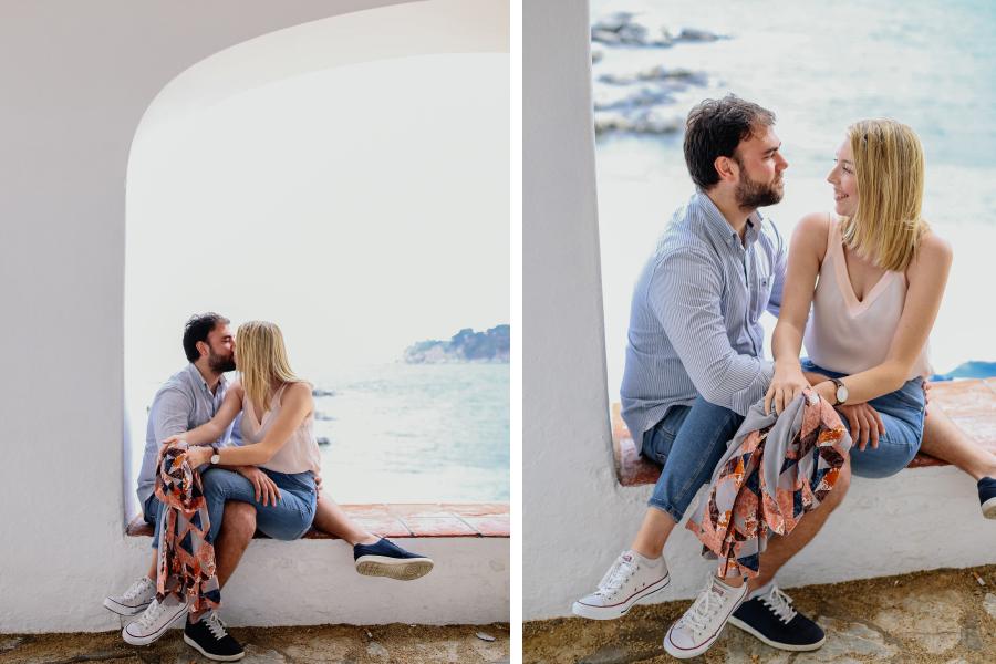 Preboda Roger & Xara - Calella de Palafrugell