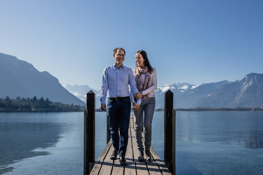 Preboda Flavien&Helena - Suiza