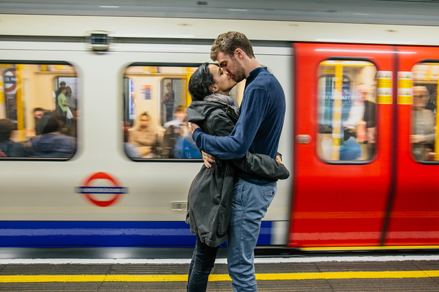 Preboda Josep Ramon & Marta - Londres