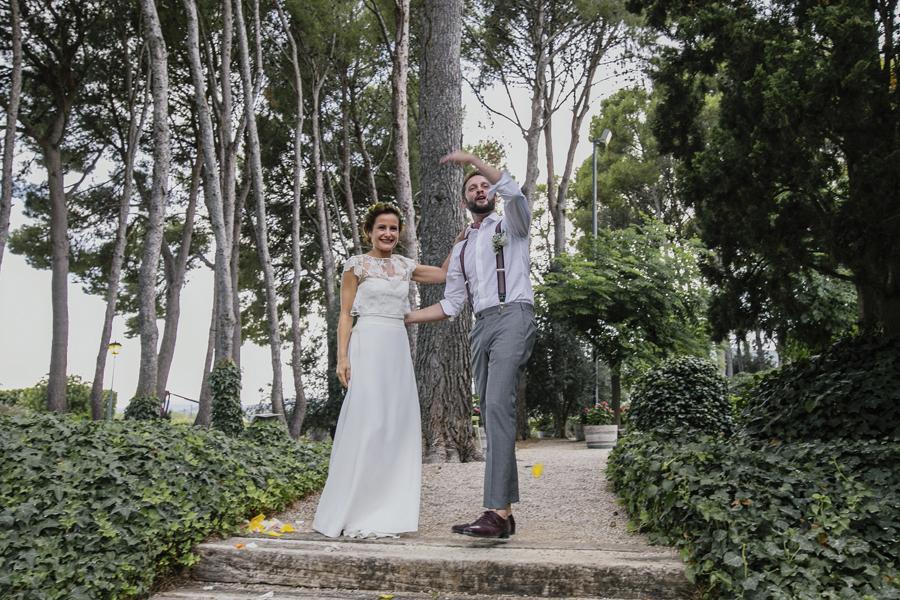 Boda Matias&Monica - Caves Joan Sardà