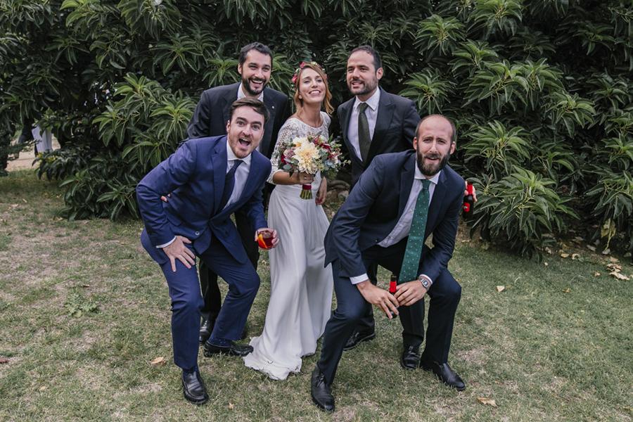 Boda Sergi&Alba - Mas Canovas